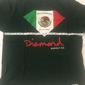 Diamond Supply Co. Shirts - Rare Diamond Supply shirt sz 2XL P Rod